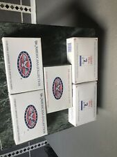 Nib Liberty Falls The American Pewter Collection 5 Different Figurines Lot Of 5