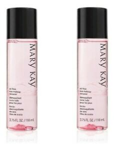 Mary Kay Oil-Free Eye Makeup Remover 3.75 fl. oz. (2 PACK)