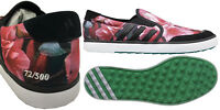 Ultra Rare Adidas Adicross SL Spikeless Golf Shoes Augusta Masters Azalea Print