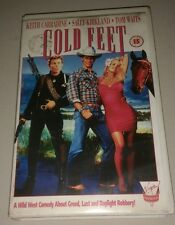 Cold Feet RARE VHS Keith Carradine Tom Waits Bill Pullman COMEDY 1990)