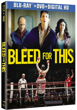 Bleed For This [New Blu-ray] With DVD, 2 Pack, Digitally Mastered In Hd, Slips