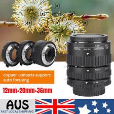 3X Meike Auto Focusing Macro Extension Lens Tube for Nikon F Mount DSLR AU Stock