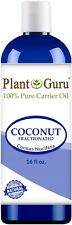 Fractionated Coconut Oil 16 oz Carrier for Aromatherapy, Essential Oils, Massage