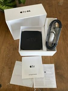 Apple TV 5th Generation 4K 32GB MQD22HB/A - Black (Model A1842) no Remote
