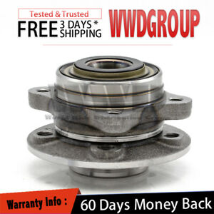 Front Wheel Hub Bearing Assembly For 2007-2011 XC90 FWD AWD / 12-14 XC90 AWD