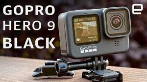 GoPro - HERO9 Black 5K Waterproof Action Camera - Black US Seller, Global Ship