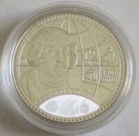 Spanien 12 Euro 2006 Christoph Kolumbus Silber
