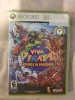 Viva Pinata: Trouble in Paradise (Microsoft Xbox 360, 2008) cib