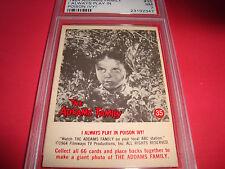 "1964 Addams Family #35 ""poison ivy"" psa 7  wednesday"
