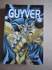 GUYVER n°28 - Storie di KAPPA n°76  - Manga Star Comics   [G370F]