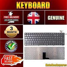Laptop Keyboard UK Layout for SAMSUNG NP-R580-JS03UK RV510 FAA5 Black
