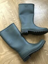UK Size 7 Green Wellies Wellington Boots