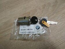 BMW E21-E12-E24-E28-E23 steering lock cylinder with key NEW GENUINE 32321108976