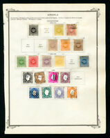 Portugal Colonies 1800s Stamp Collection