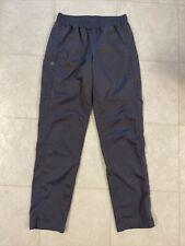 Wonder Wink Gray Women's Cargo Scrub Pants Sz Small