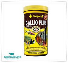 Tropical D - Allio Plus Flakes Mangime Cibo Fiocchi con Estratti di Aglio