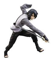 Megahouse Naruto Shippuden: Uchiha Sasuke Movie Version GEM PVC Figure