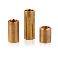 3D Druck CNC Φ8mm Drei Größen Lagerhülse Gleithülse Messing Buchse Lager Hülse