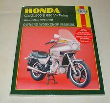 Honda CB250T and 400T Twins Owner's Workshop Manual by Mansur Darlington (Paperback, 1979)