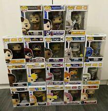 Job Lot Bundle 18x Funko POP! Vinyl Figures Star Wars Disney Marvel Horizon Saga