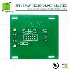 1-2Layer  Low cost PCB Board Manufacture Prototype Etching size less than  5x5cm