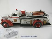 Die-Cast Promotions 1946 Ford Fire Truck  1:16 Scale Very Nice Condition