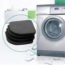 4Pcs New Washing Machine Shock Pads Anti Vibration Feet Tailorable Adjustment FI