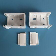 Venetian Blind Multi Fix End Brackets - 35/50mm (Pair)