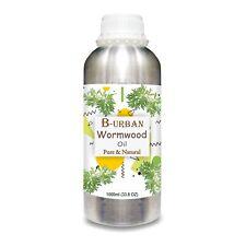 Wormwood (Artemisia absinthium)Pure Essential Oil 1000ml/33.8fl