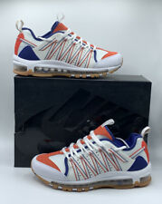 Nike X Clot Air Max 97 Haven Mens Sz 8M 9.5W Patriotic Red/White/Blue AO2134-101