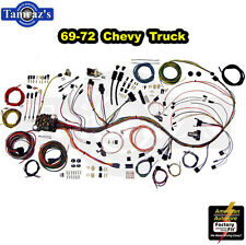 69-72 C/K Classic Update Series Complete Body & Interior Wiring Harness Kit