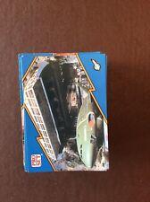 boxd FIGURINE CARTA Pro Set 1992 Thunderbirds Carta n° 4