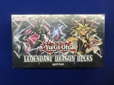 Yu-Gi-Oh! Legendary Dragon Decks (Atlantis Cyber Dimensional) - Sealed