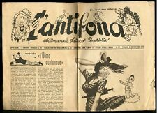 a) Satira L' Antifona settembre 1945