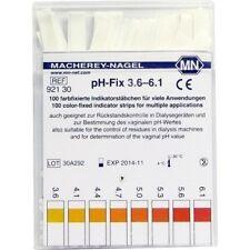 PH-FIX Indikatorstäbchen pH 3,6-6,1 100 St 04759064