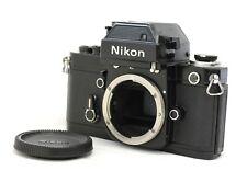[ EXC Nikon F2 Photomic Sb SLR Film Fotocamera Nero Con DP-3 Cerca Da Giappone
