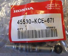 Genuine Honda CRF150 CRF450 Kit De Reparación De Cilindro Maestro De Freno Delantero 45530-KCE-671