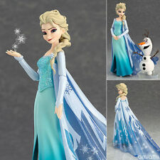Figma Disney Frozen Elsa Figure with Olaf Good Smile Company NIB US SELLER