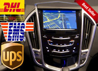 Touch Screen For Cadillac ATS CTS SRX XTS CUE DVD GPS Digitizer 2013 2014 2017