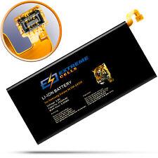 Extremecells Akku für Samsung Galaxy S6 SM-G920F EB-BG920ABE Accu Batterie