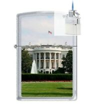 Zippo 5014 the white house Lighter & Z-PLUS INSERT BUNDLE