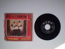 "NICO E I GABBIANI ""ORA SAI/PAROLE"" DISCO VINILE 45 GIRI"