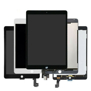 Apple iPad Air 2 Schwarz  Austausch Displayeinheit HSW24 LCD + Touchscreen