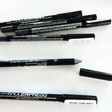 1 PZ MATITA OCCHI MAYBELLINE KHOL EXPRESS WATERPROOF SILVER BLACK EYE LINER
