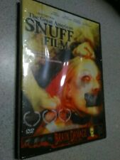 The Great American Snuff Film-Unique film-Not for the faint of heart or elderly