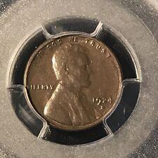 AU-55 PCGS 1924-S Lincoln Cent, Sharp, Original Surface specimen.
