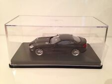 MERCEDES MCLAREN SLR BLACK MCLAREN IXO NEW 1:43 In Presentation Case