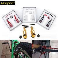 ultraleichte v bremsarm modifizierte bremsen für das foding bike bmx short arm