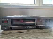Sony CDP 7F Compact Disc Player