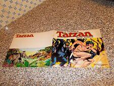 ALBUM TARZAN DELLA SCIMMIE CENISIO 1973 ORIGINALE COMPLETO EDICOLA TIPO PANINI